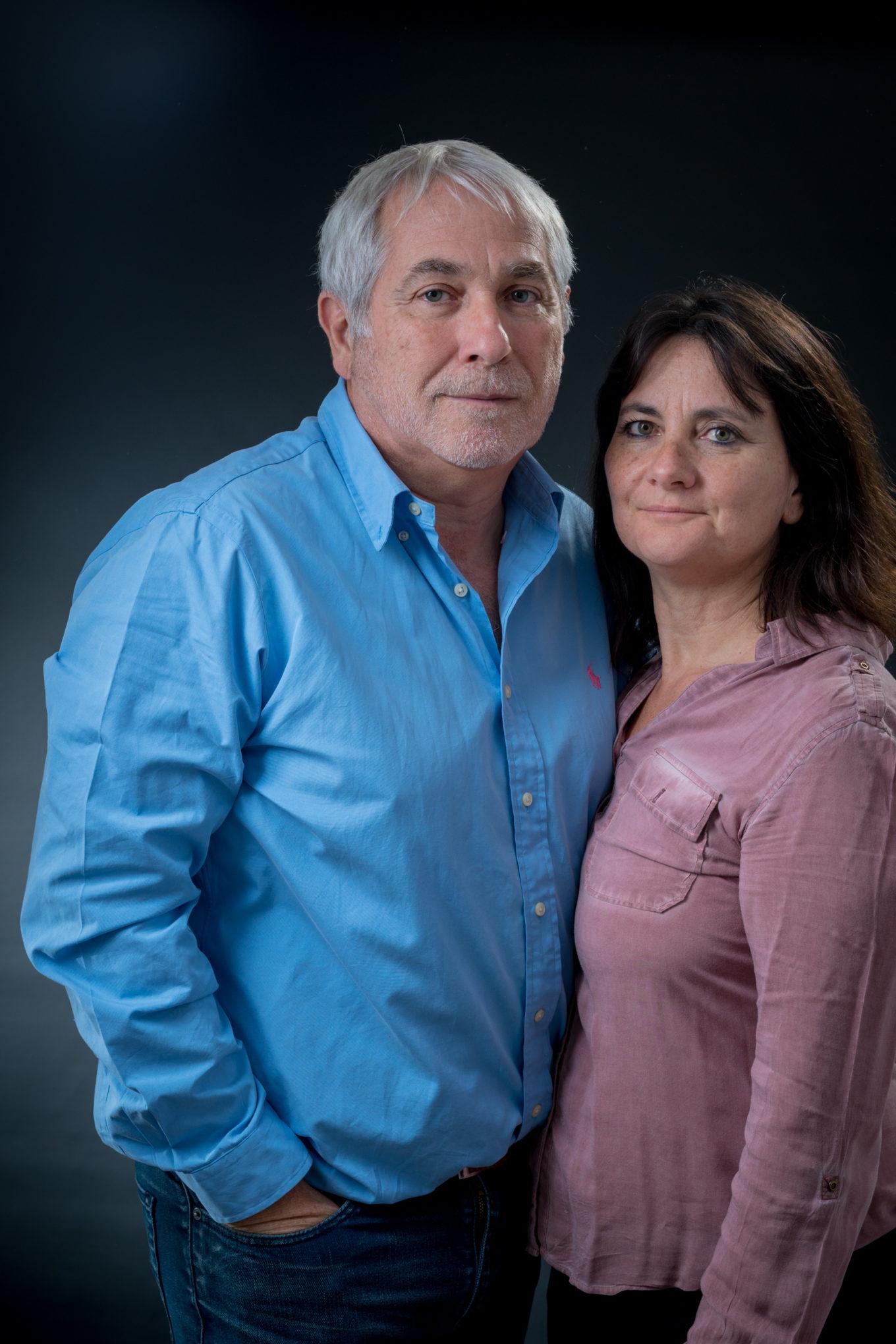 Robert & Christine Polidori